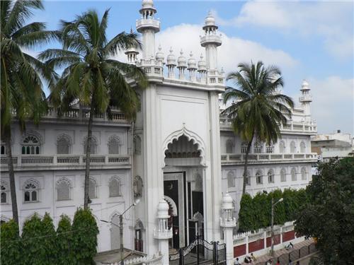 Bangalore's Jama Masjid