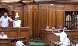 अलका लांबा पर शर्मनाक कमेंट, सस्पेंड हुए BJP MLA