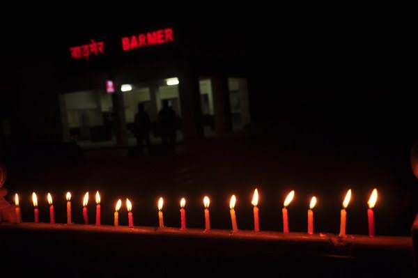 Pathankot, paid tribute to martyrs