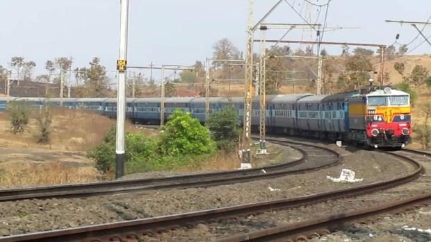 mahanagari express