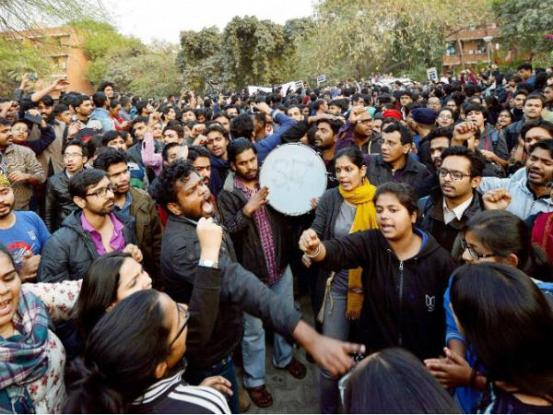 JNU ISSUE