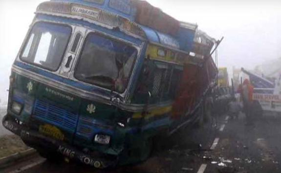 haryana-car-pile-up
