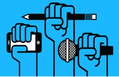 पत्रकार को बंधक बनाने का आरोप, एसपी विधायक पर केस दर्ज