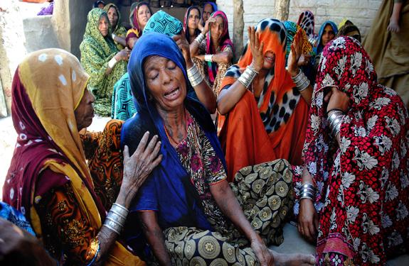 24 Hindus die Holi celebrations in Sindh