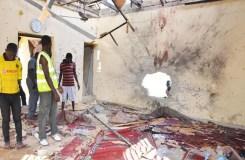 पुरुष वेश में महिलाओं ने किया मस्जिद में आत्मघाती विस्फोट