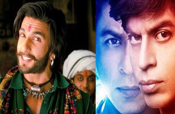 shahrukh khan and ranveer