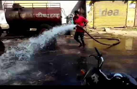 Water Crisis In Madhya Pradesh Harda