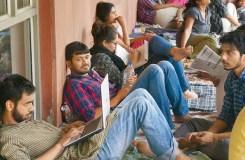 जेएनयू सजा के खिलाफ कन्हैया, उमर सहित 19 भूख हड़ताल पर
