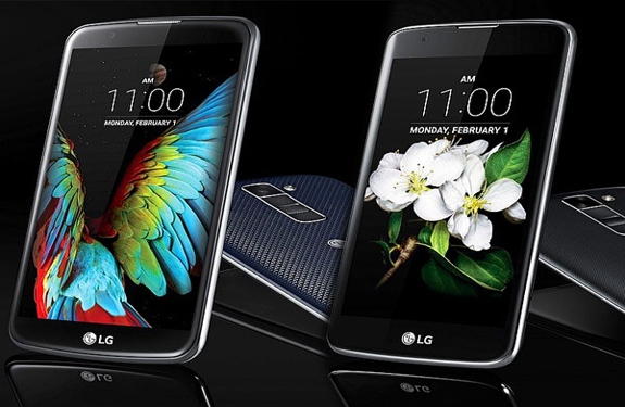 LG Make-in-India business launch k7 and-k10 smartphone