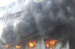 भिवंडी: इमारत में आग, सैकड़ों फंसे, रेस्क्यू ऑपरेशन शुरू