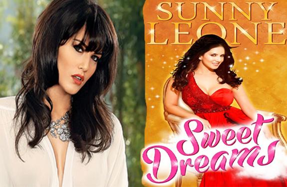 Porn Star Sunny Story Book