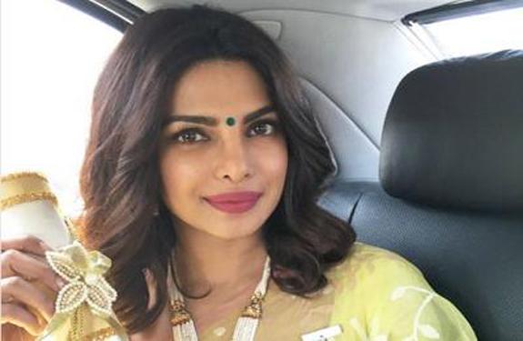 Priyanka Chopra, Padma Bhushan