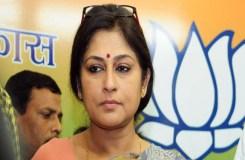 भाजपा सांसद रूपा गांगुली अस्पताल में भर्ती