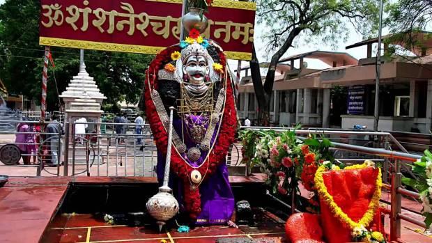 Shani Shinganapur Temple Finally Opens Inner Sanctum To Women