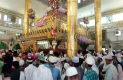 मीरां सैय्यद हुसैन, तारागढ दरगाह का उर्स सम्पन्न