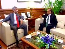 विदेश सचिवों की मुलाकात : भारत ने उठाया पठानकोट मुद्दा