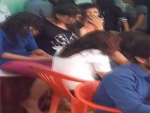 नशे में डूबी लड़कियों ने की हद पार, लखनऊ हुआ शर्मसार