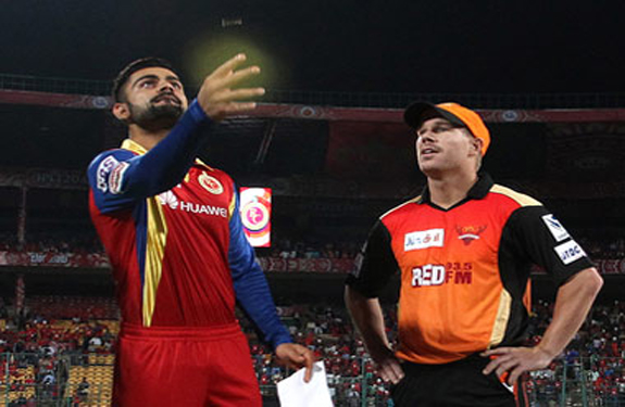 IPL-Final Warner-Kohli
