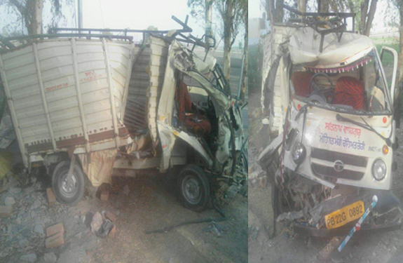 accident In Fazilka Punjab