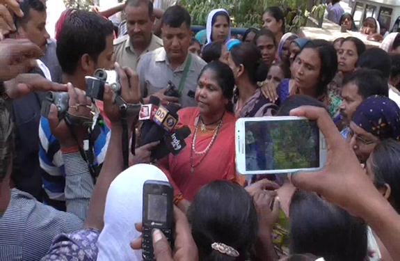 fatehpur mp sadhvi niranjan jyoti