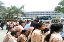 गाजियाबाद: स्कूल में बम की सूचना, खाली कराई बिल्डिंग