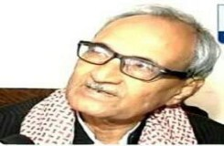 AAP के वरिष्ठ नेता इलियास आजमी ने इस्तीफा दिया