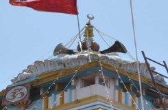 "नवाबो का बनवाया हनुमान मंदिर, ""चाँद तारा"" आज भी कायम"