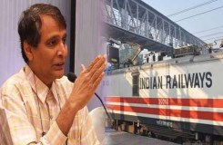सुरेश प्रभु ने रेल मंत्रालय छोड़ा, वाणिज्य और उद्योग मंत्री