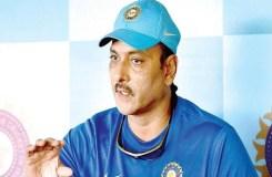 टीम इंडिया के कोच नहीं बनाए जाने पर खफा हुए शास्त्री