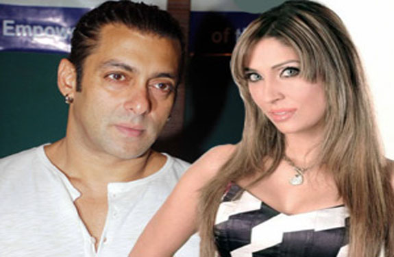 salman khan and pooja mishra