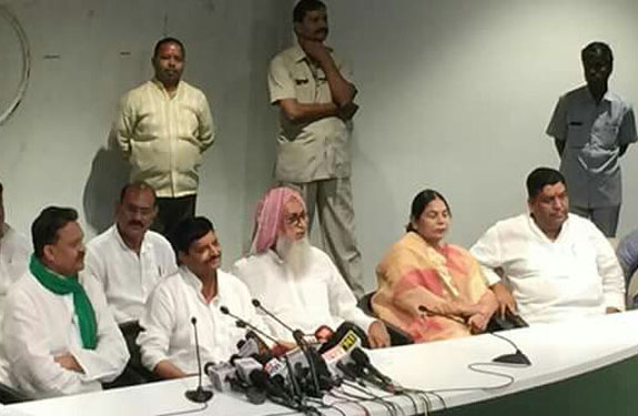 shivpal singh yadav komi ekta party