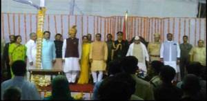शिवराज मंत्रिमंडल विस्तार: नौ मंत्री शामिल, 6 नए चेहरे