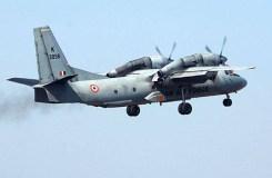 वायुसेना के विमान AN-32 का मलबा मिला