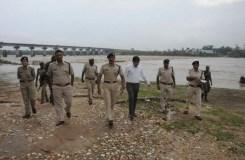 बाढ़ आपदा प्रबंधन के प्रति सशक्त है पुलिस, प्रशासन एवं होमगार्ड