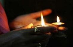 इस मंदिर में घी या तेल नहीं, पानी से जलता है दीया