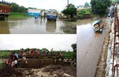 एमपी: लगातार बारिश से जनजीवन प्रभावित