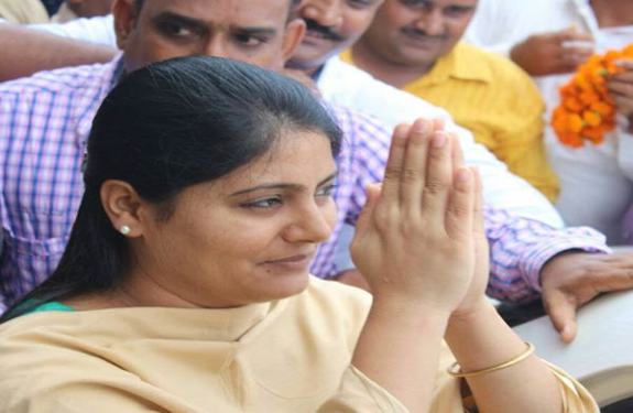 FIR against Anupriya Patel
