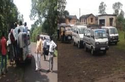 डिंडोरी: आरटीओ ने की अवैध वाहनों पर कार्यवाही