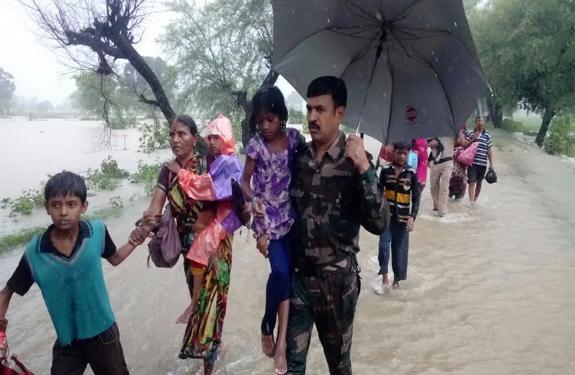 Madhya Pradesh Heavy rain News