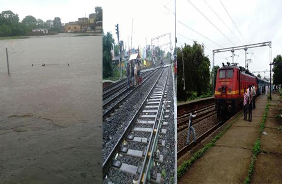 Madhya Pradesh Rain Flood, News In Hindi- Tez News