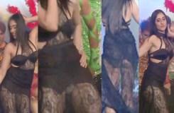 Video: रेजिना कैसेंड्रा हुईं सेक्सी ड्रेस की वजह से शर्मिंदा !