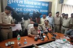 खंडवा: वकील के घर से लूट में 8 गिरफ्तार