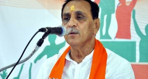 vijay rupani new Chief Minister of Gujarat