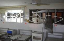 अस्पताल में एयर कंप्रेशर ब्लास्ट, मरीज सहित 18 घायल