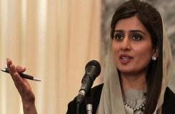 हिना रब्बानी खार ने लगाया पाकिस्तानी सेना पर आरोप !