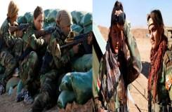 सेना की ड्रेस पहने यह युवतियां देती हैं ISIS को टक्कर !