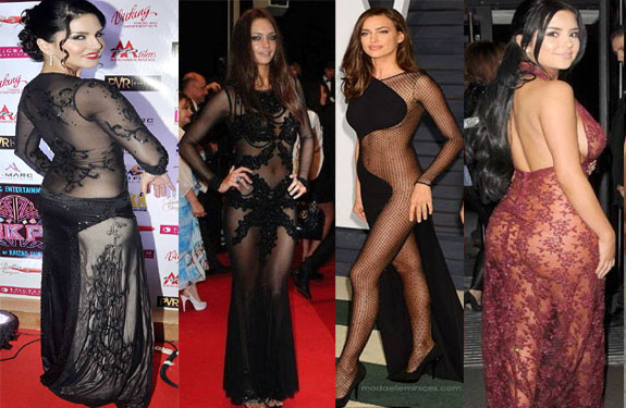 hottest-celebrities-in-transparent-outfits-dress
