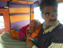 नोटबंदी: नहीं हुए रूपये जमा, वृद्ध ने तोड़ा दम !