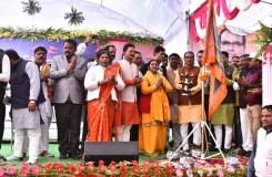 नर्मदा सेवा यात्रा के दौरान सीएम शिवराज सिंह चौहान ने किया बड़ा एलान