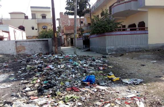 Amethi Sanitation News In Hindi